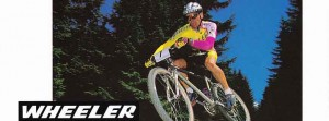 Wheeler Albert Iten promo card 1994