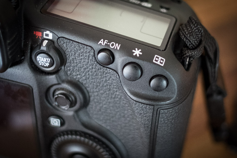 Han Balk Back Button Focus Canon EOS 5D Mark III