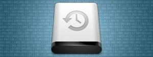 WordPress Backup header