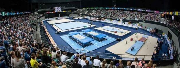 Fantastic Gymnastics 2014 Foto's