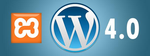 Eenvoudig upgraden naar WordPress 4.0 met XAMPP