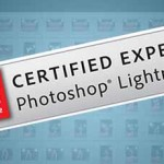 Adobe Certified Expert Lightroom header
