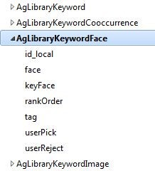 Keyword Face