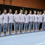 Han Balk Kwalificatie 3 WK acrogym 2016