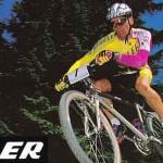 Wheeler Albert Iten promo card 1994