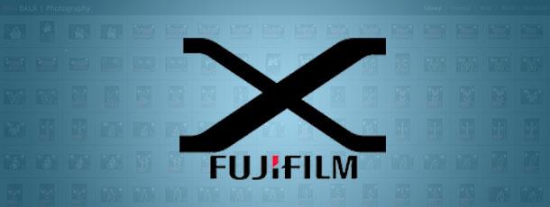 Lightroom 6 voor Fujifilm X-Series fotografen
