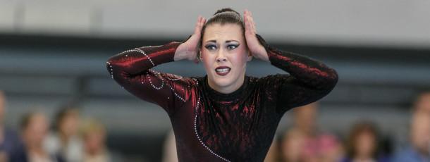 Fantastic Gymnastics 2015 Acrogym BC