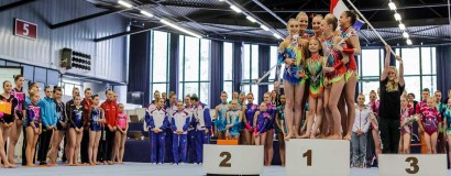 Fantastic Gymnastics 2015 Acrogym A 1