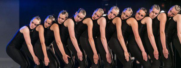 Fantastic Gymnastics 2016 Jazzdans 2